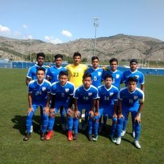 India Under-16 drawn with Indonesia, Vietnam and Iran at AFC U-16 Championships