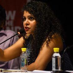 Network of Women in Media demands immediate end to online vilification of journalist Rana Ayyub
