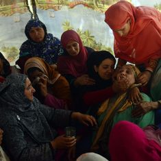 As Kashmir's ruling party disowns slain leader, its workers wonder if they will meet the same fate