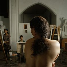 'Nude' film review: A bold subject, but the treatment isn't daring enough