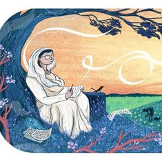 Google pays tribute to Hindi poet Mahadevi Varma with doodle