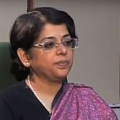 Indu Malhotra takes oath as Supreme Court judge amid controversy over Centre's blocking of KM Joseph