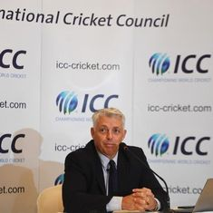 Cricket's DNA is based on integrity: ICC chief  Richardson addresses ball tampering in MCC lecture