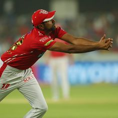 Mindless aggression, comical fielding could derail Kings XI Punjab's season after good start