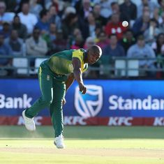 Delhi Daredevils sign South Africa pacer Junior Dala after Chris Morris is ruled out of IPL 2018