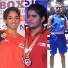 Boxing: Nitu, Manisha and Lalita bag gold medals at Asian Youth Championships
