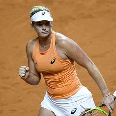 Coco Vandeweghe makes winning return to tennis after 10-month injury layoff