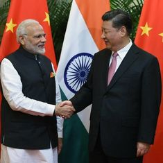 India refuses to back China's Belt and Road Initiative at Shanghai Cooperation Organisation summit