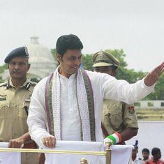 Tripura panchayat bye-polls: BJP candidates win 96% seats unopposed
