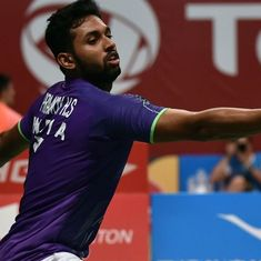 Badminton Asia Championships: HS Prannoy and Saina Nehwal go down fighting in the semi-finals