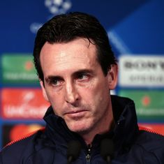 Unai Emery to step down as PSG head coach at the end of the season