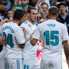 Real Madrid warm up for Champions League with Leganes win, Bilbao go down in derby