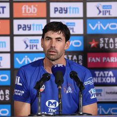 IPL 2020: Six-day break came at the right time, we have used it well, says CSK coach Stephen Fleming