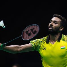 Badminton: India lose to Singapore in Asian Team C'ships; Kashyap progresses at Orleans Masters