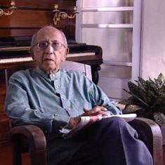 Pioneering Sri Lankan director Lester James Peries dies aged 99
