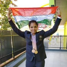 Badminton Association of India recommends Sikki Reddy for Arjuna Award
