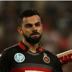 Another vintage Kohli knock goes in vain as RCB slump to fifth loss in seven games