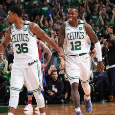 NBA: Terry Rozier's 29 powers Boston to a 1-0 lead over Philadelphia in semi-final series
