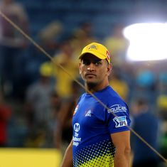 The Dhoni effect? CSK's unreal calm after losing Raina and Harbhajan is down to their skipper