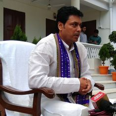 Nails of those criticising my government should be chopped off, says Tripura CM Biplab Kumar Deb