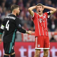 'Galvanised' Real host Bayern as they aim for third consecutive Champions League final