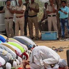 After protest against namaaz by Hindutva group, Muslims in Gurgaon grow anxious as Friday draws near