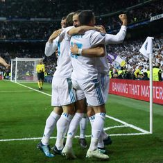 Champions League: Benzema brace sends Real Madrid into the final for the third year in a row