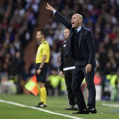 We've won nothing yet: Zidane wants Real Madrid to focus despite advantage in La Liga title race