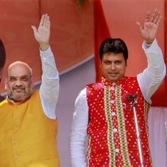 The Daily Fix: Beneath the comedy of Tripura chief minister's comments lies the birth of a tragedy