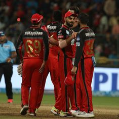 IPL 11: RCB break death-bowling hoodoo to keep hopes of making the play-offs alive
