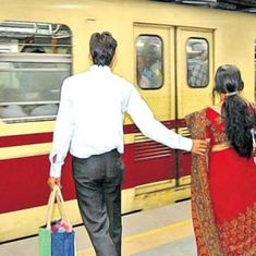 'Result of year-long vulgarity': Kolkata Metro purportedly defends moral policing