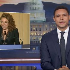 Watch: US Talk show hosts defend Michelle Wolf after the backlash against her jokes at White House