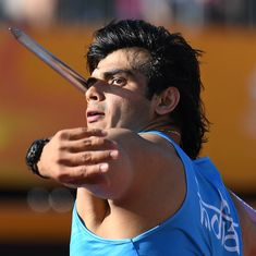 Javelin thrower Neeraj Chopra finishes sixth in Eugene Diamond League
