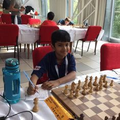 9-year-old chess prodigy from India caught in visa battle in the United Kingdom