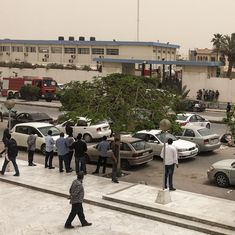 Libya: 11 killed in suicide bomb attack on the Election Commission's headquarters