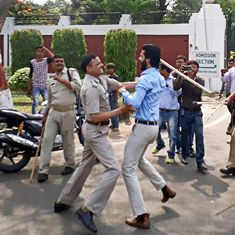 जिन्ना की फोटो पर विवाद बढ़ने के चलते अलीगढ़ में इंटरनेट बैन किए जाने सहित आज के वीडियो समाचार