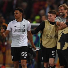 Premier League: Trent Alexander-Arnold signs new Liverpool contract till 2024