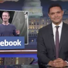 Watch: Facebook wants to help you find long term romance. Why isn't Trevor Noah convinced?