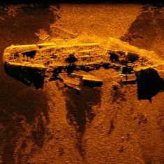 MH370 search: Two shipwrecks identified as 19th century merchant vessels