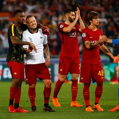 AS Roma president demands video assistant referee after Champions League exit