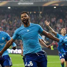 Rolando's extra-time goal helps Marseille book a historic Europa League final berth