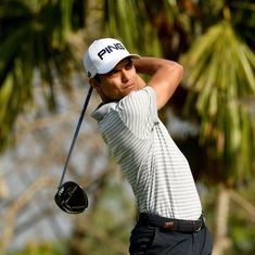 Golf round-up: Sandhu sixth in Hong Kong Open, Kapur at 12th; Dilawari takes two-shot lead in Pune
