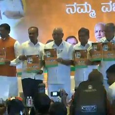 The big news: BJP targets farmers in its Karnataka manifesto, and nine other top stories