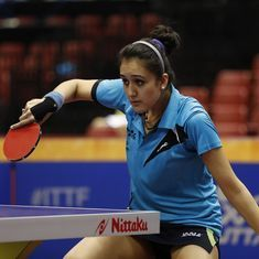 Table Tennis: Olympic dream ends for Indian women's team after defeat to France in World Qualifiers