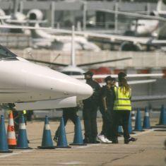 अमेरिका : लास वेगास से लापता निजी जेट विमान मैक्सिको में दुर्घटनाग्रस्त, 13 लोगों की मौत
