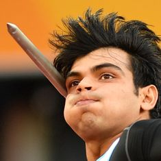 Watch: Neeraj Chopra warms up for Asian Games with another gold medal, throws 85-plus in Finland