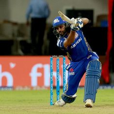 IPL 2019: Rohit Sharma must stick to his decision of opening for Mumbai Indians, says Anil Kumble