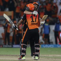 How SRH won the game-changing moments to turn around a match DD should have won