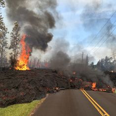 Hawaii: Kilauea spews more lava after 6.9-magnitude earthquake, thousands flee homes