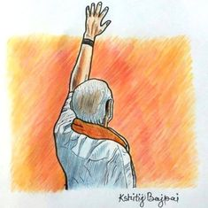 Cartoonist whom Modi called 'extremely talented' on Twitter has sketches that would make you squirm